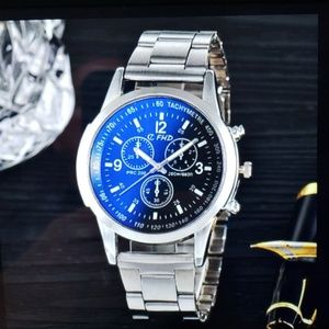 Men's Quartz Casual Wristwatch